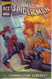 Amazing Spider-man #1 Wizard Ace Edition Marvel comic book